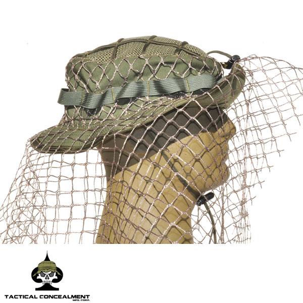 Tactical Concealment Sniper Boonie Hat 1a4ee209b06